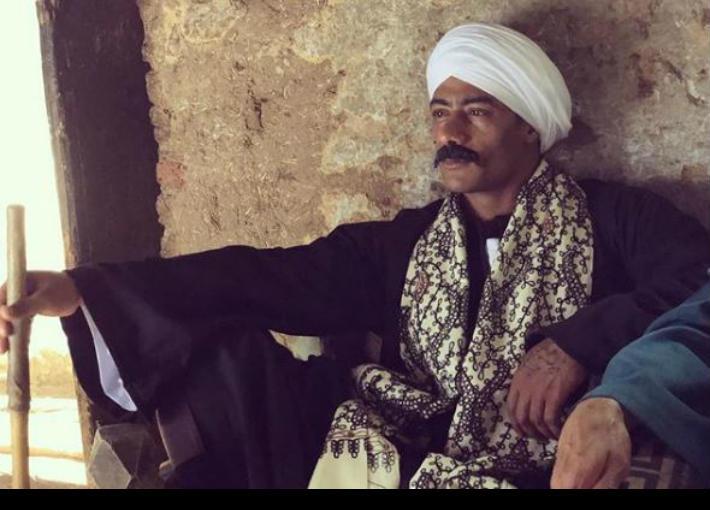 محمد رمضان فى نسر الصعيد (2)
