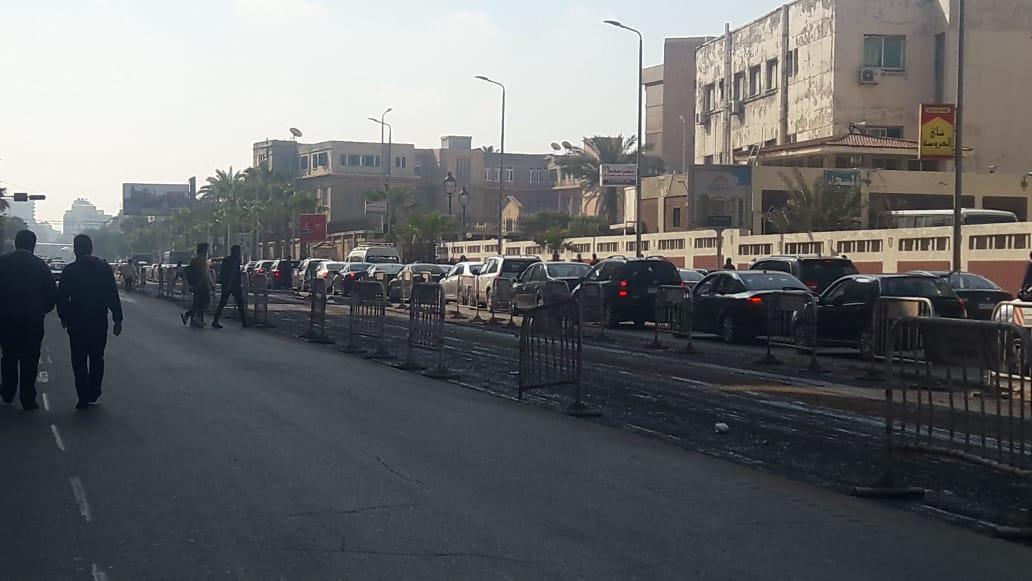 توسعة الشوارع الرئيسية بالإسكندرية (8)