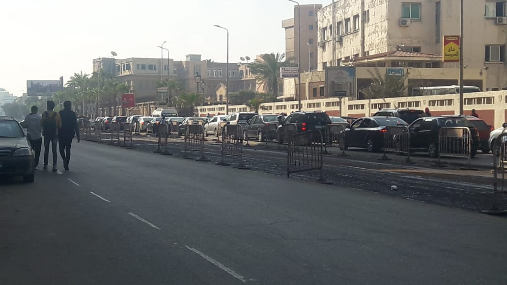 توسعة الشوارع الرئيسية بالإسكندرية (1)