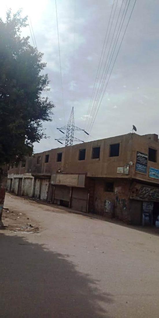 11 منطقة بشبرا الخيمة تحت خطر الضغط العالى (12)