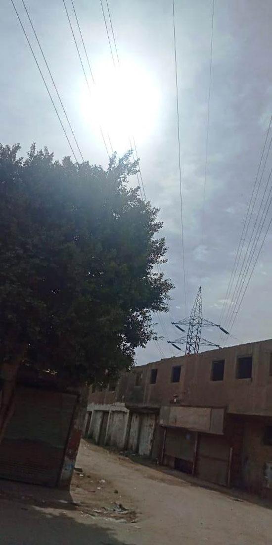 11 منطقة بشبرا الخيمة تحت خطر الضغط العالى (16)