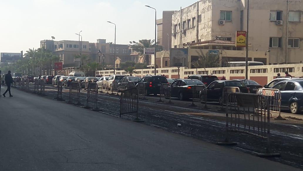 توسعة الشوارع الرئيسية بالإسكندرية (13)