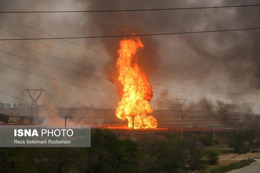 انفجار خوزستان