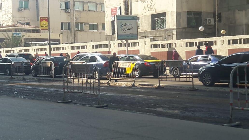 توسعة الشوارع الرئيسية بالإسكندرية (2)