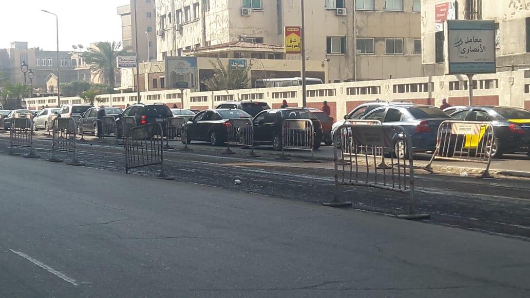 توسعة الشوارع الرئيسية بالإسكندرية (4)