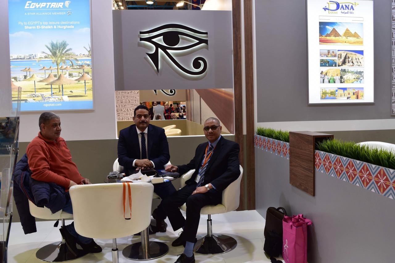 مصر للطيران تشارك فى معرض MITT الدولى 2019 بموسكو (4)