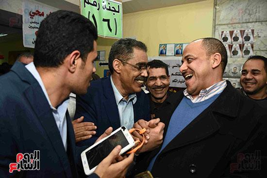 فوز ضياء رشوان بمنصب نقيب الصحفيين (43)