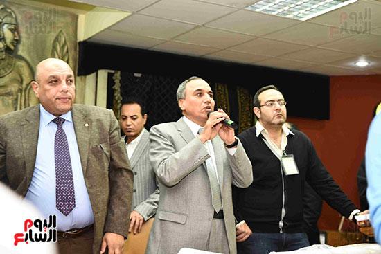 فرز انتخابات نقابة الصحفيين (16)