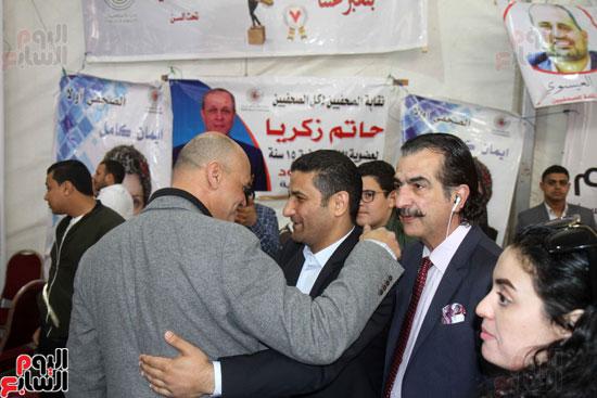 الكاتب الصحفى يوسف أيوب (2)
