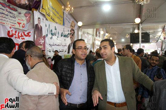 الكاتب الصحفى يوسف أيوب (4)