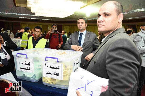 فرز انتخابات نقابة الصحفيين (10)
