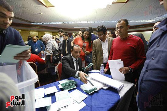 فرز انتخابات نقابة الصحفيين (12)