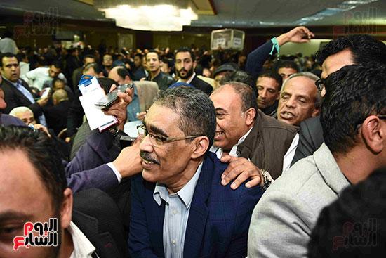 فوز ضياء رشوان بمنصب نقيب الصحفيين (24)