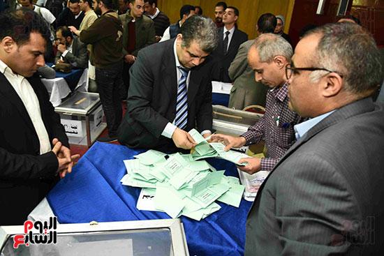 فرز انتخابات نقابة الصحفيين (23)