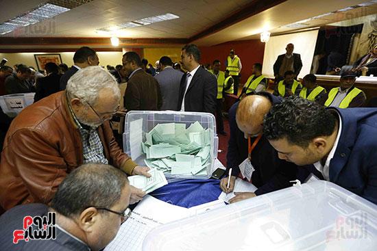 فرز انتخابات نقابة الصحفيين (8)