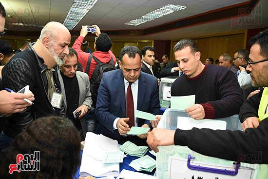 فرز انتخابات نقابة الصحفيين (20)