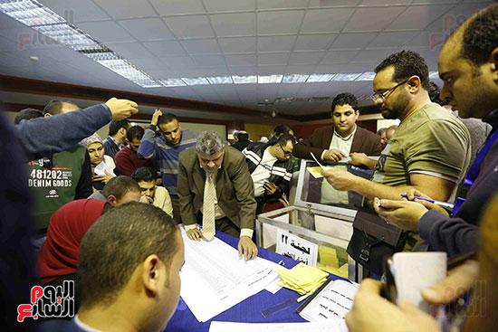 فرز انتخابات نقابة الصحفيين (14)