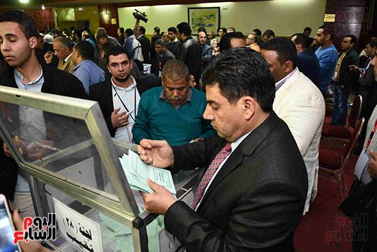 فرز انتخابات نقابة الصحفيين (24)