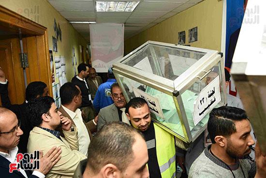 فرز انتخابات نقابة الصحفيين (4)