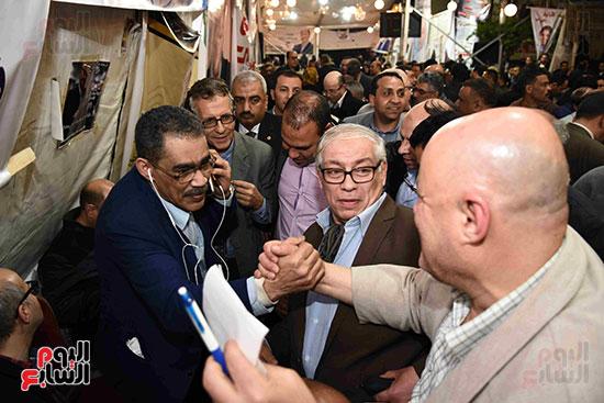 فوز ضياء رشوان بمنصب نقيب الصحفيين (14)