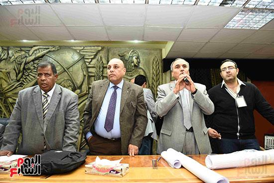 فرز انتخابات نقابة الصحفيين (17)