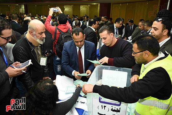 فرز انتخابات نقابة الصحفيين (19)
