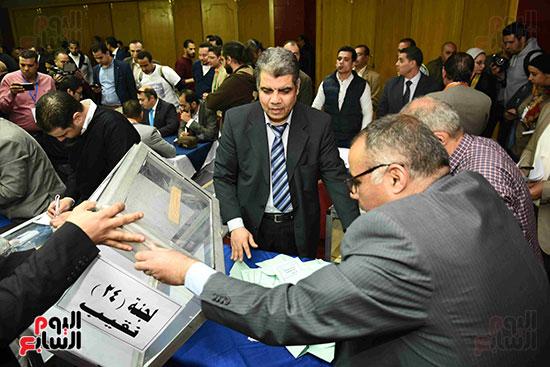 فرز انتخابات نقابة الصحفيين (22)