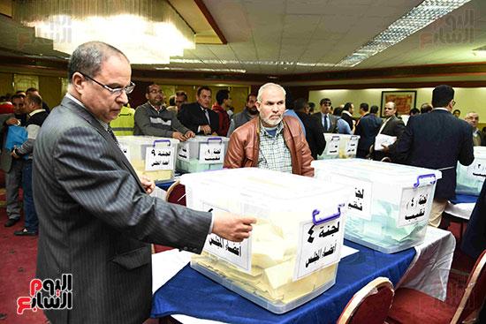 فرز انتخابات نقابة الصحفيين (6)