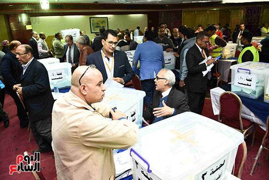 فرز انتخابات نقابة الصحفيين (9)