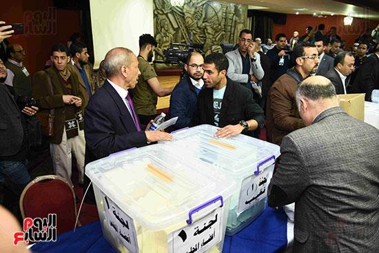 فرز انتخابات نقابة الصحفيين (13)
