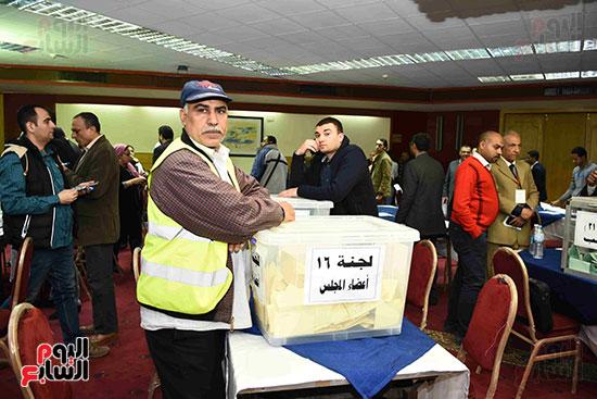 فرز انتخابات نقابة الصحفيين (11)