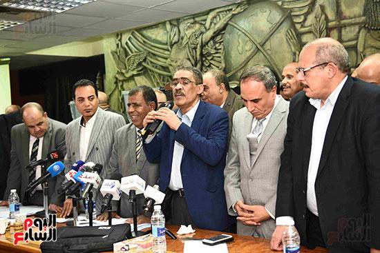 فوز ضياء رشوان بمنصب نقيب الصحفيين (36)