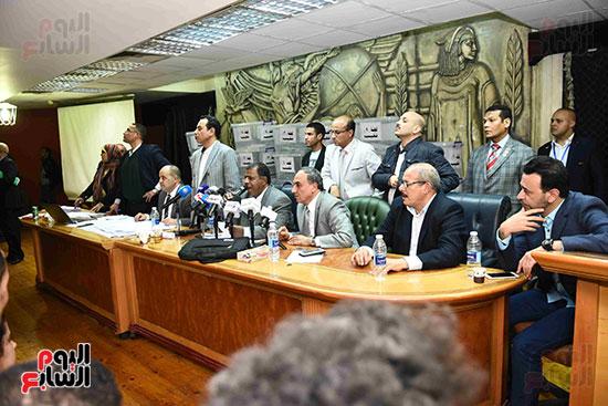 فوز ضياء رشوان بمنصب نقيب الصحفيين (20)