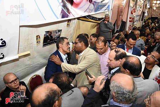 انتصار  ضياء رشوان بمنصب نقيب الصحفيين (6)