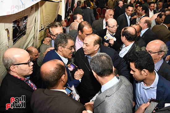 انتصار  ضياء رشوان بمنصب نقيب الصحفيين (19)