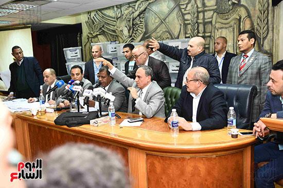 فوز ضياء رشوان بمنصب نقيب الصحفيين (22)