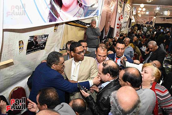 انتصار  ضياء رشوان بمنصب نقيب الصحفيين (8)