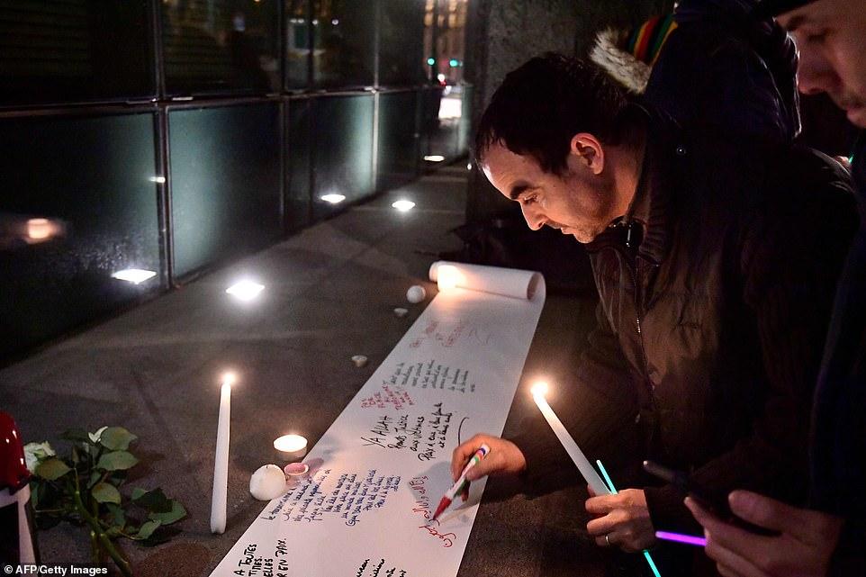 احتجاجات فى عواصم العالم ضم الحادث الإرهابى فى نيوزيلندا (5)