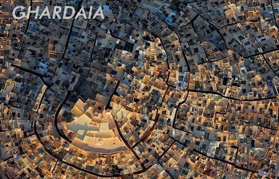 مدينة غرداية الجزائرية