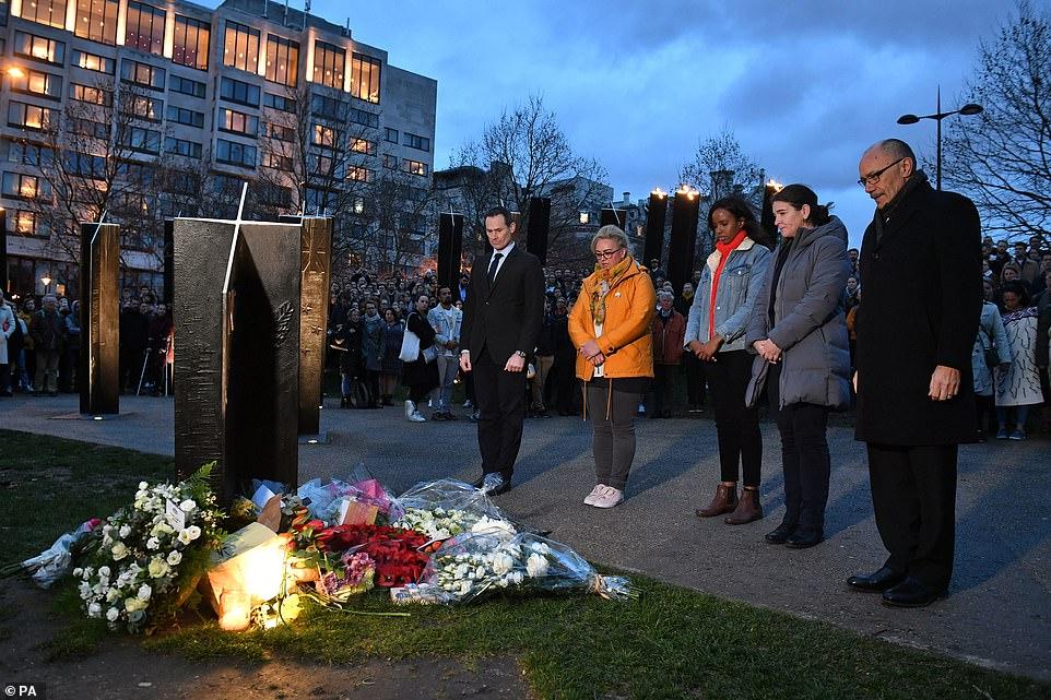 احتجاجات فى عواصم العالم ضم الحادث الإرهابى فى نيوزيلندا (7)