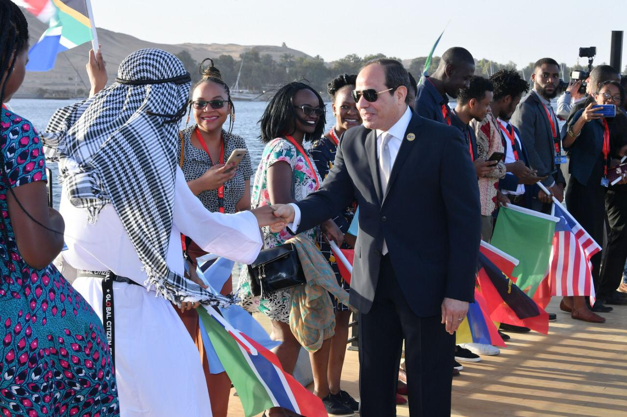 الرئيس عبد الفتاح السيسى (11)