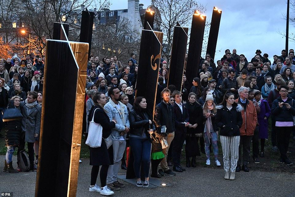 احتجاجات فى عواصم العالم ضم الحادث الإرهابى فى نيوزيلندا (8)