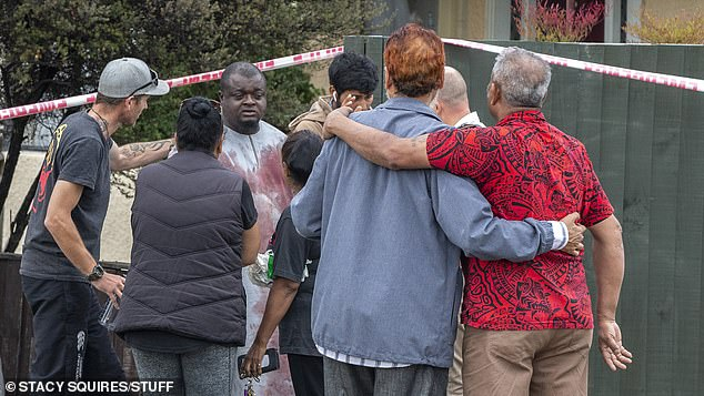 ضحايا الحادث الإرهابى فى نيوزيلندا