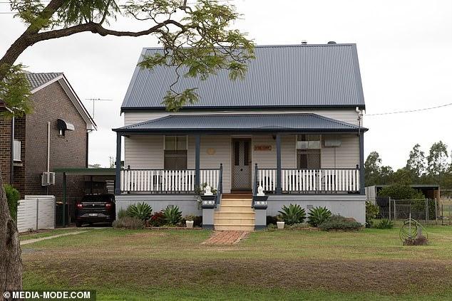 منزل منفذ الهجوم الإرهابى على مسجدين فى نيوزيلندا