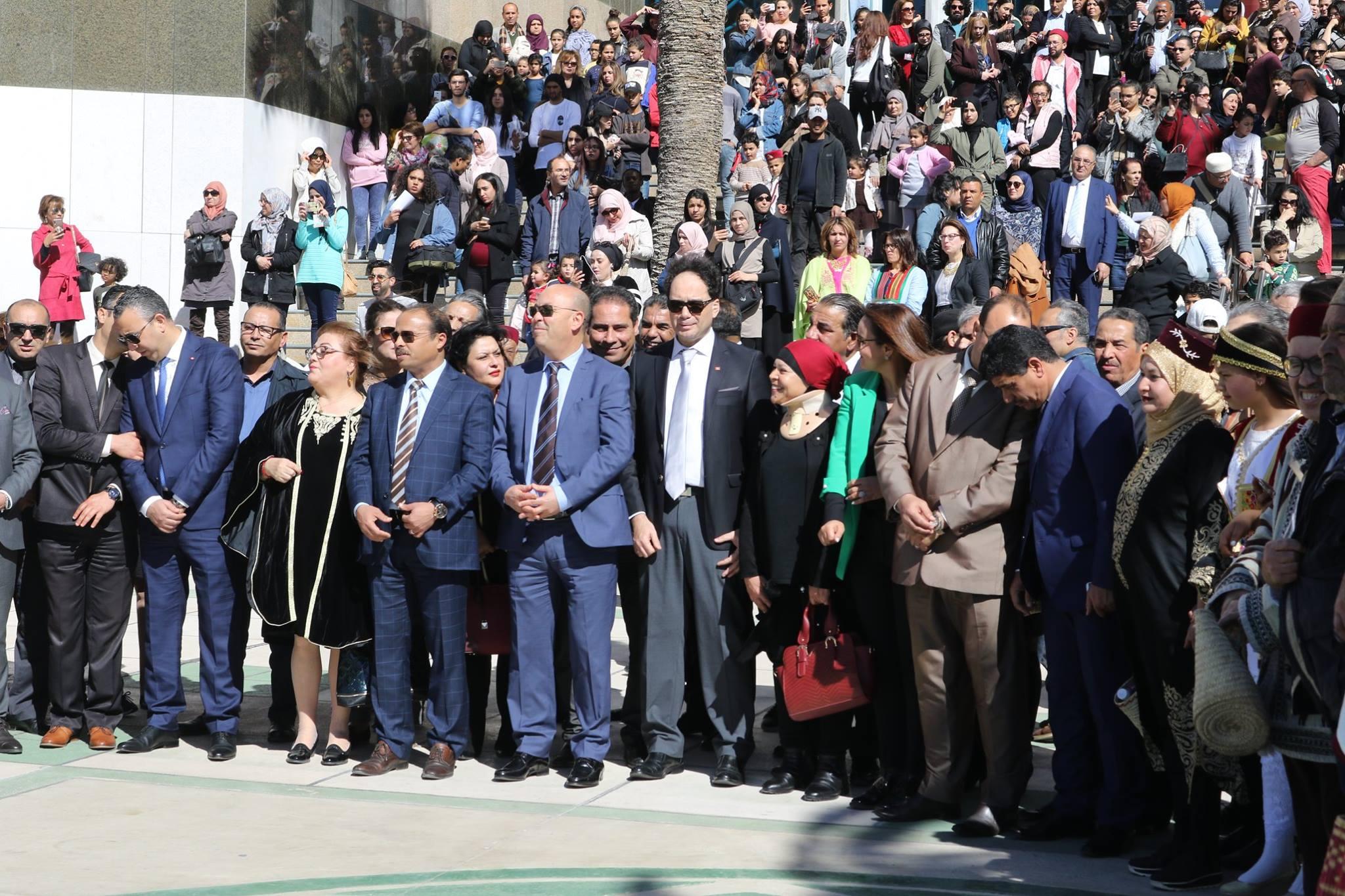 وزير الثقافة التونسى فى تظاهرة أيام منوبة فى مدينة الثقافة (9)