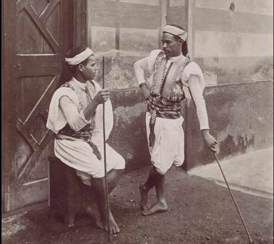 4fef968c5559a وظائف مصر زمان × 15 صورة تاريخية.. الأمشجية