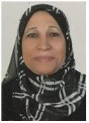 نادية محمد عبد الحميد علي  الأولى على محافظة الجيزة