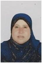 نوال أحمد محمود خفاجي الأم الأولى من ذوى الاحتياجات الخاصة  بمحافظة البحيرة