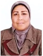 هدى أحمد سيد حسن الأم الأولى لابن من ذوى الاحتياجات الخاصة  بمحافظة الجيزة