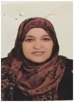 حميدة علي سعيد عبد القادر  الأولى على محافظة مطروح